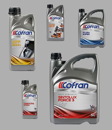 COFRAN : Un nouveau design pour les étiquettes de bidons. dans - - - Actualité lubrifiants automobiles cofran_news_3